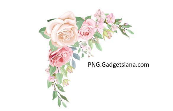 ornament bunga png 3